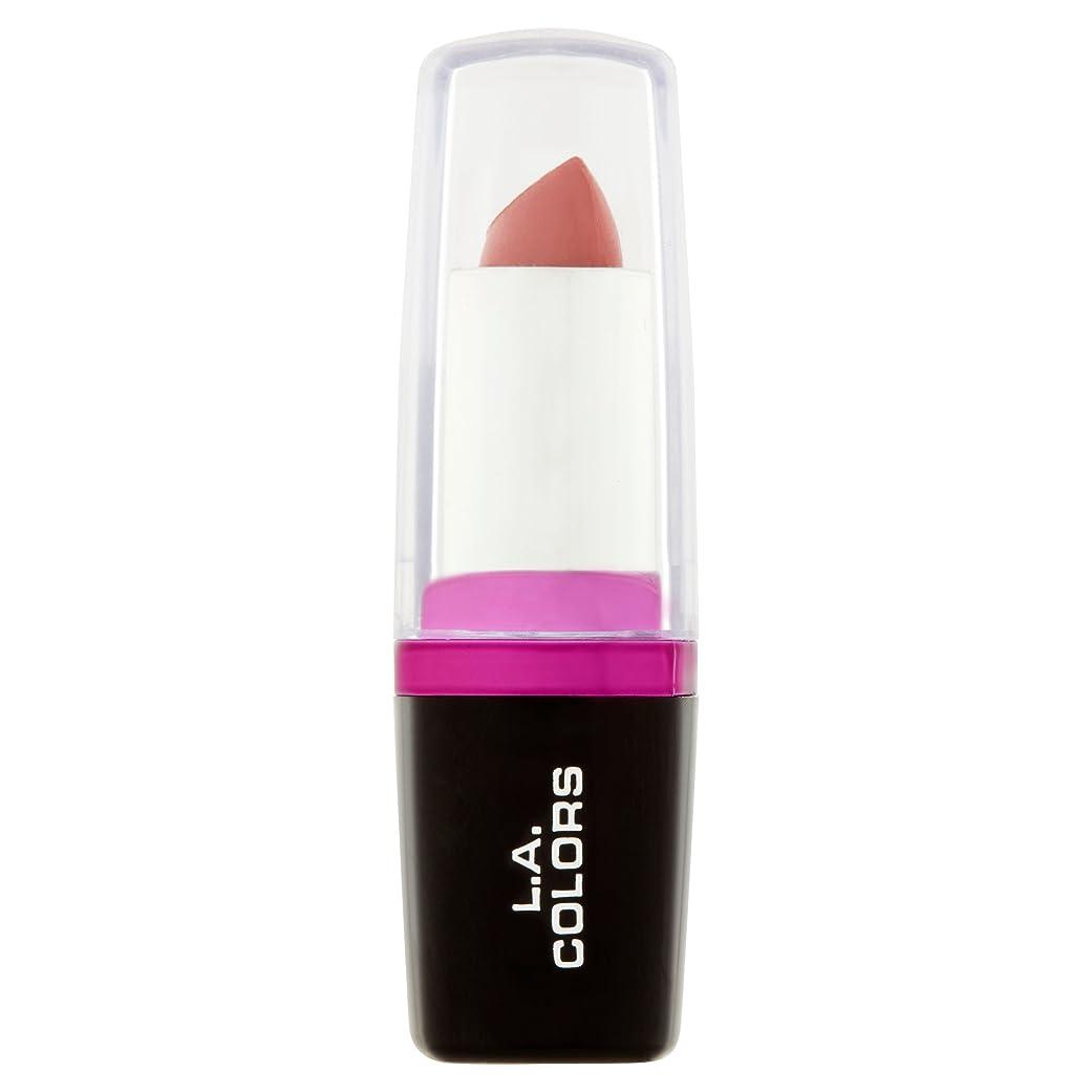 座標有害フェロー諸島LA Colors Hydrating Lipstick - Blush (並行輸入品)