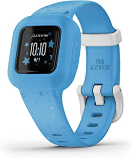 Garmin vivofit jr. 3, Fitness Tracker for Kids, Includes Interactive App Experience, Swim-Friendly, Up To 1-year Battery L...