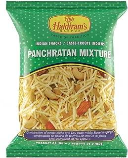 6 X Haldiram's Panchratan Mixture Combination of Potato Sticks 150g