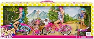 Barbie Sister Cycling Fun Playset