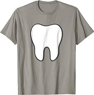 Tooth Fairy T-Shirt Halloween Tooth Molar Costume Idea