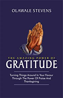 The Amazing Power of Gratitude: Turning things around in Your Favour through the Power of Praise and Thanksgiving