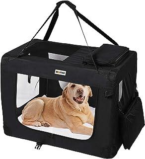 comprar comparacion MC Star Transportin para Perros Gatos Mascotas Plegable Portátil Impermeable Tela Oxford Portador Bolsa de Transporte para...