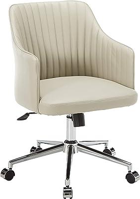MEELANO M-64 Office Chair, Gray
