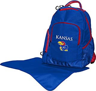 Lil Fan Diaper Backpack Collection, Kansas Jayhawks