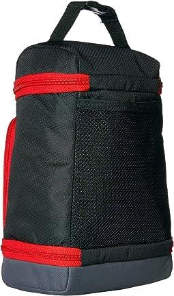 Black/Active Red/Onix