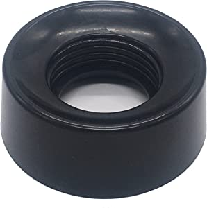 Replacement parts SPB-7CH-LR blender collar,Compatible with Cuisinart blender model SPB-10/SPB-7/SPB-10CH/SPB-10BC/BFP-703CH BFP-10 BFP-10CH (Black)