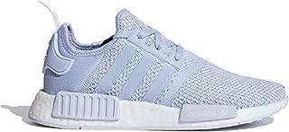 adidas Originals Women's NMD_R1 W PK Sneaker (6 B(M) U, AERO Blue/AERO Blue/Cloud White)