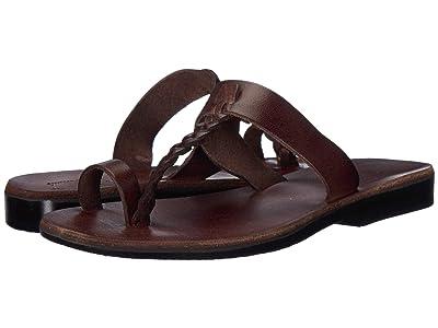 Jerusalem Sandals Ara (Brown) Women