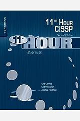 Eleventh Hour CISSP: Study Guide Broché
