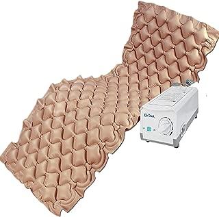 Dr Trust Air Mattress Anti Decubitus Air Pump and Bubble Mattress (Brown)