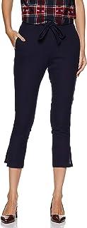 ABOF Women's Slim Fit Pants