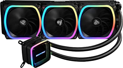 Enermax Aquafusion 120 CPU Water Cooler Black 360 mm