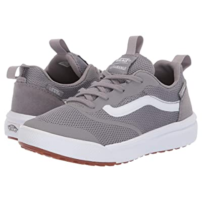 Vans Kids UltraRange Rapidweld (Little Kid/Big Kid) (Frost Gray/True White) Kid