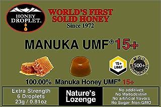 ハニードロップレット100%UMF®マヌカハニー15+