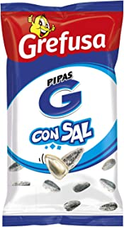 Grefusa Pipas con Sal, 165g