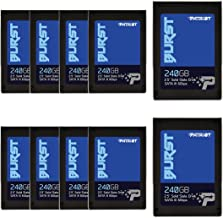 Patriot Memory Burst SSD 240GB SATA III Internal Solid State Drive 2.5