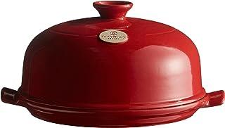 Emile Henry Eh349508 Moule à Pain Céramique Rouge Grand Cru