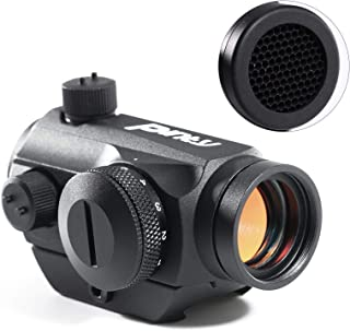 Pinty Pro 1x22mm 3 MOA Red Dot Reflex Sight with Anti-Reflection Devices
