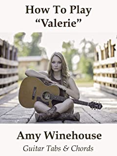 How To Play Valerie By Amy Winehouse - Guitar Tabs & Chords