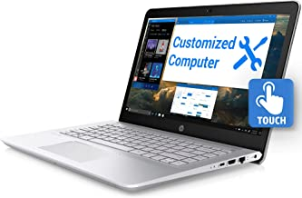 HP Pavilion 15-cc610ms Laptop 15.6-inch Full HD IPS Touchscreen • 8GB memory/512GB SSD, Intel Core i5-8250U, Windows 10 Pro, Customized to Meet Upgraded Specs… (8GB RAM | 512GB SSD | Windows 10 Pro)