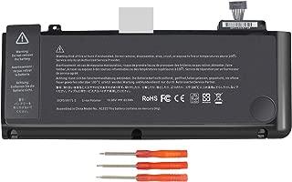 Domallk New A1322 Battery for Apple MacBook Pro 13 inch A1278 (2009 2010 2011 2012 Version) MB990LL/A MC374LL/A MC700LL/A 661-5229 661-5557 [12 Months Warranty]