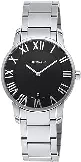 [ティファニー] 腕時計 AtlasDome ブラック文字盤 Z1800.11.10A10A00A 並行輸入品 シルバー