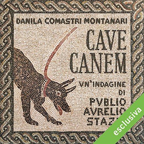 Cave canem audiobook cover art