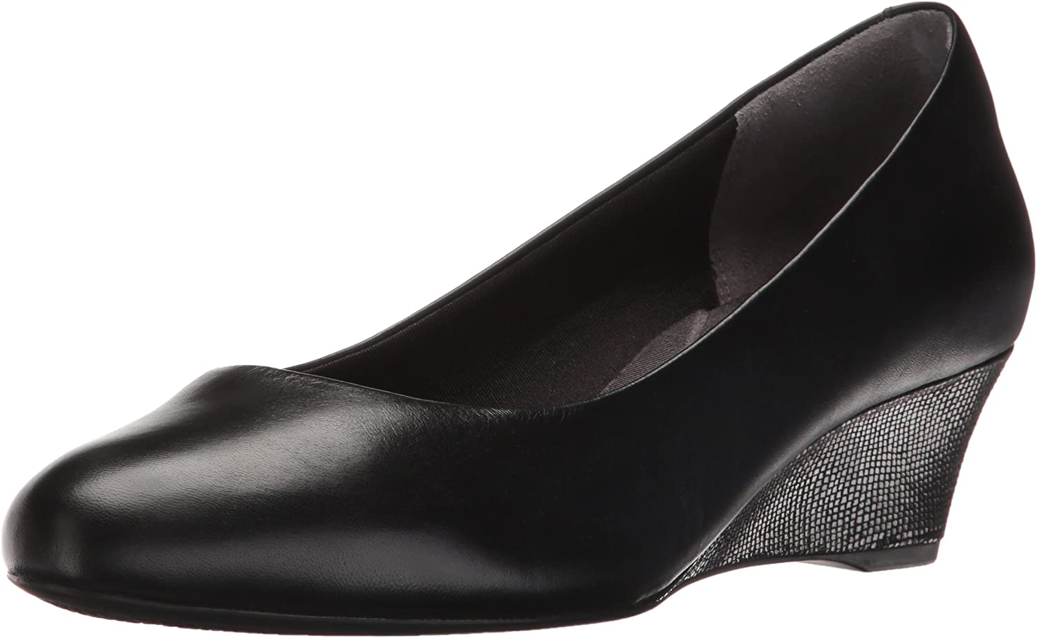 Rockport Womens Total Motion Catrin Wedge Pump
