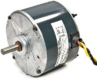 Carrier Original Parts Condenser Fan Motor HC39GE464, GE Model 5KCP39HGS239S, 1/4 HP 1100 RPM 460-400 VAC .80A 60/50HZ 1 PH