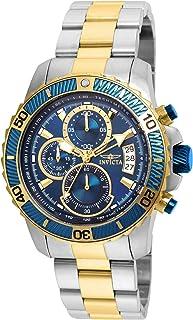 Invicta 22415 Pro Diver - Scuba Men's Wrist Watch Stainless Steel Quartz Blue Dial
