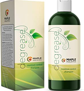 Daily Shampoo for Oily Hair and Oily Scalp Dandruff for Women Men Kids with Itchy Scalp and Greasy Hair Natural Hair Care ...