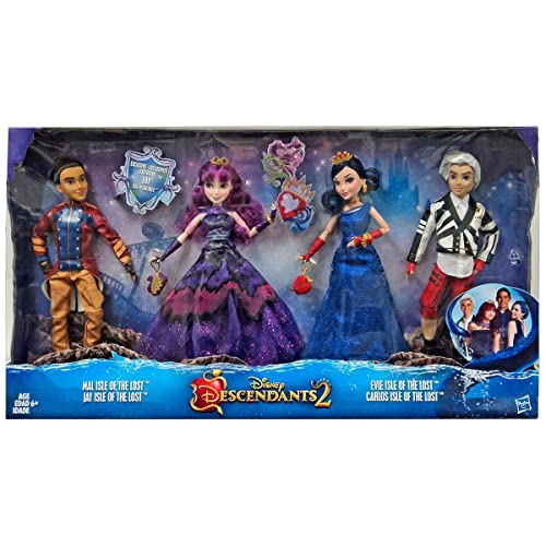 Descendants 2 Dolls: Amazon com