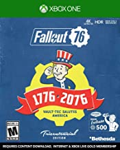 Fallout 76 - Xbox One Tricentennial Edition