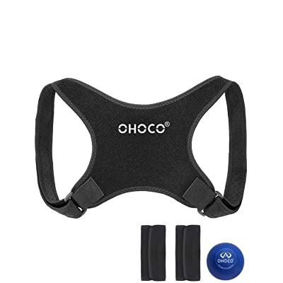 Ohoco Back Posture Corrector for Women and Men ...
