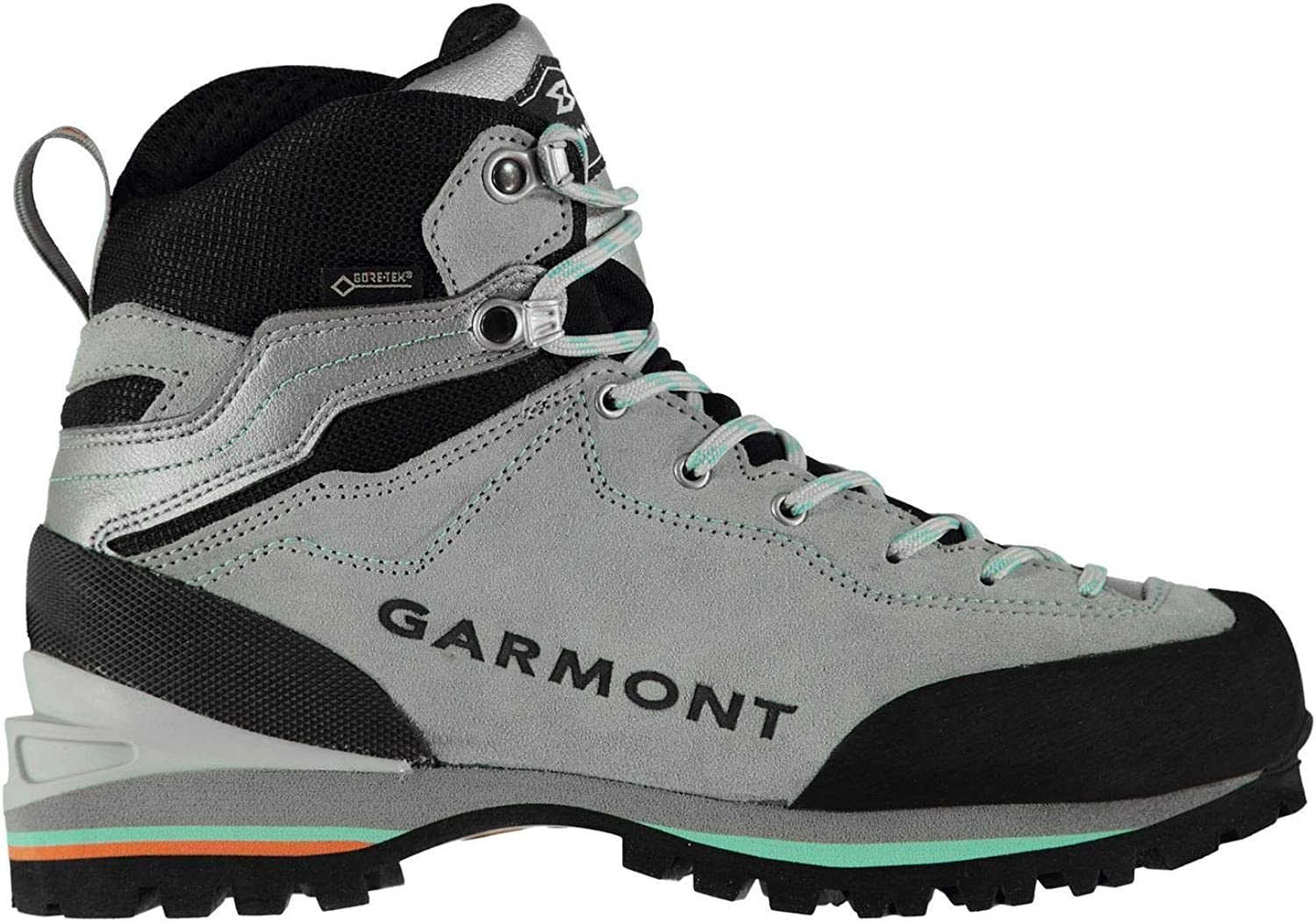 Garmont Ascent GTX Walking Boots Womens Grey Hiking Trekking shoes Footwear