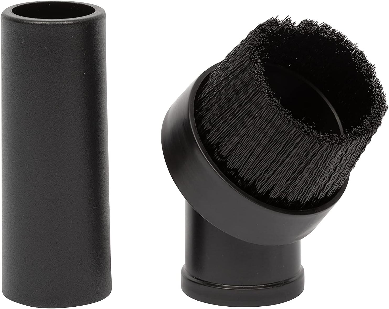 Shop-Vac Max 79% OFF 9199700 Round Brush Nozzle Memphis Mall Construct Adaptor Plastic w