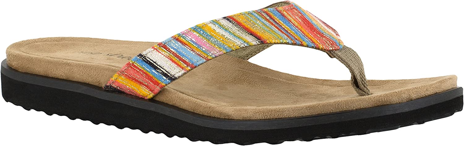 Woherrar Easy Street, Stevie Thong Sandals