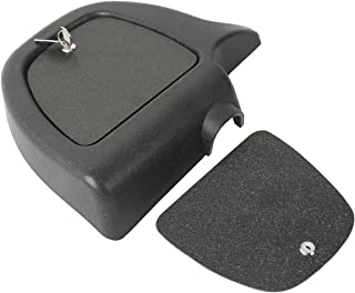 XMT-MOTO ABS Lower Fairing Locking Glovebox Doors fits for Harley Davidson Touring 2005-2013(Replaces OEM part:58679-05, 58681-05)