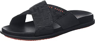 Ted Baker Mablis Text Am Mens Fashion Sandals