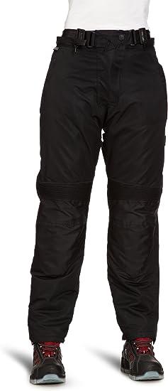 Roleff Racewear 455XXL Pantaloni Moto Tessuto//Taslan Nero XXL