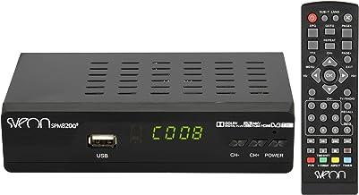 Sveon Spm820Q9 - Reproductor Multimedia Mkv Con Funciones De