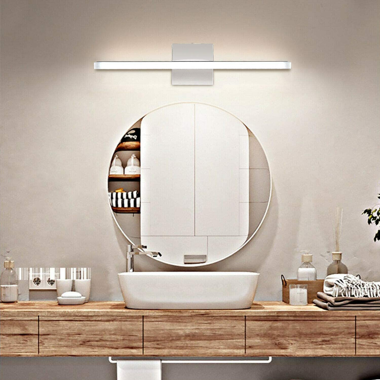 20 inch Vanity Lights LED Modern Outlet sale feature   Lighting ...