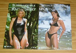 Supermodels in the Rainforest #1-2 VF/NM; Sirius complete series