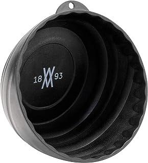 Robust magnetskål för skruv 15 cm i plast från WIESEMANN 1893 I 81130