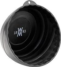 Solidna magnetyczna miska samochodowa na śruby 15 cm z tworzywa sztucznego firmy WIESEMANN 1893 I 81130