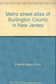 Metro street atlas of Burlington County in New Jersey