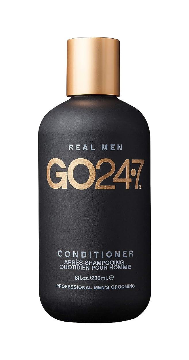 である靴品GO247 Real Men Conditioner, 8 Fluid Ounce by On The Go