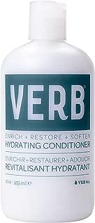 Verb Hydrating Conditioner - Enrich Restore & Soften 12 oz