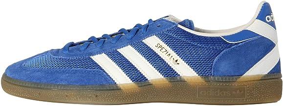 adidas Originals Handball Spezial, Blue-Off White-Gold Metallic, 7,5